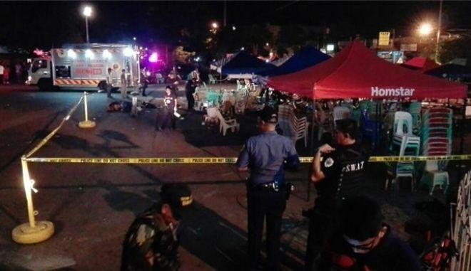 Φιλιππίνες: 16 τραυματίες σε έκρηξη κοντά σε εκκλησία