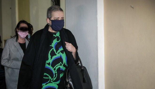 Η Ελένη Κούρκουλα στον ανακριτή για την υπόθεση Λιγνάδη