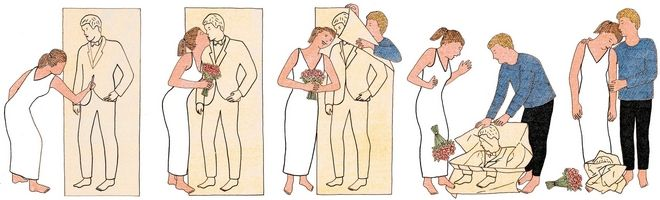 Ό,τι και να κάνεις θα παντρευτείς τον λάθος άνθρωπο. Το λένε οι ειδικοί