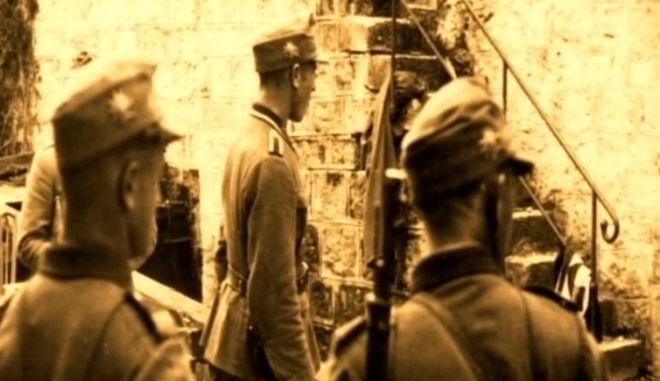 Μηχανή του Χρόνου: Η σφαγή των προκρίτων της Παραμυθιάς από τους Τσάμηδες