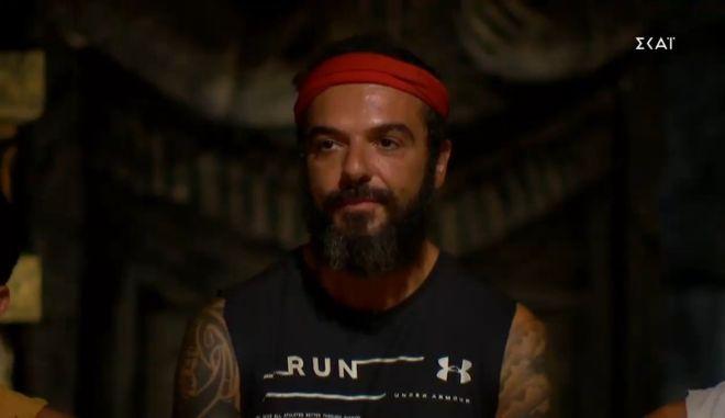 "Survivor 4 - Λύγισε ο Τριαντάφυλλος: ""Δεν θέλω να γίνω Ανθή Σαλαγκούδη"""