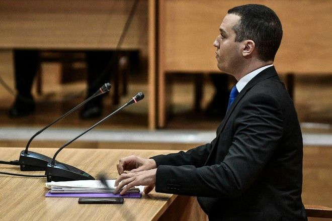 Former Member of Parliament Elias Kassidiaris Appeals to the Dawn Gold Court before the Court of Appeals for Three Members