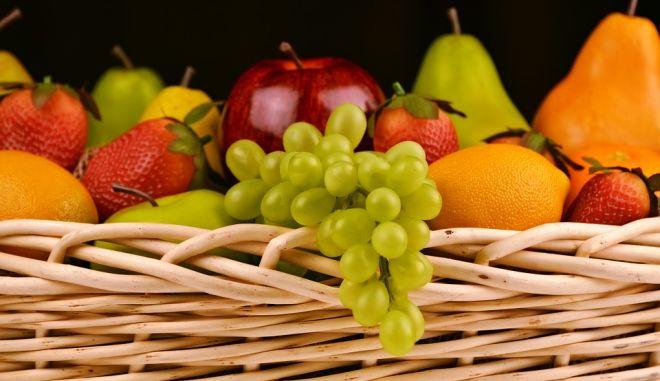 Κοινοτικά προγράμματα για φρούτα, λαχανικά και γάλα