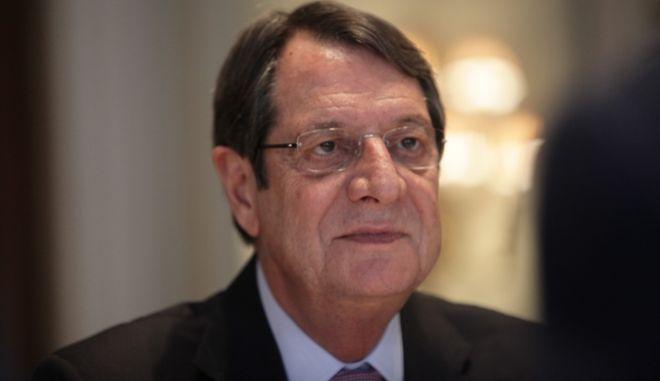 Ο Ν. Αναστασιάδης θα εξηγήσει στις ΗΠΑ γιατί δεν διεξάγονται οι συνομιλίες για το Κυπριακό