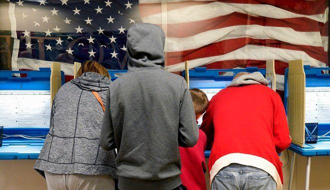 Εκλογές στις ΗΠΑ (Αρχείο)