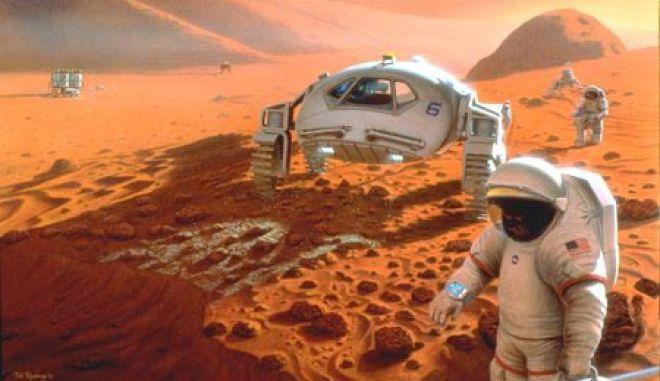 Λιγοστεύουν οι ελπίδες για ζωή στον Άρη: Το Curiosity δε βρίσκει μεθάνιο