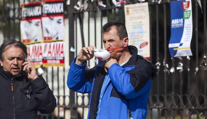Κορονοϊός: Πρώτο θετικό κρούσμα στη Θεσσαλονίκη. Νοσηλεύεται στο ΑΧΕΠΑ
