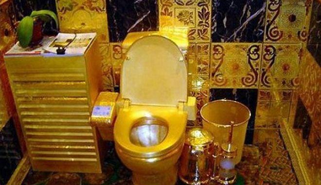 Ερντογάν: 'Θα παραιτηθώ αν υπάρχει έστω ένα χρυσό κάθισμα τουαλέτας στο προεδρικο παλάτι'
