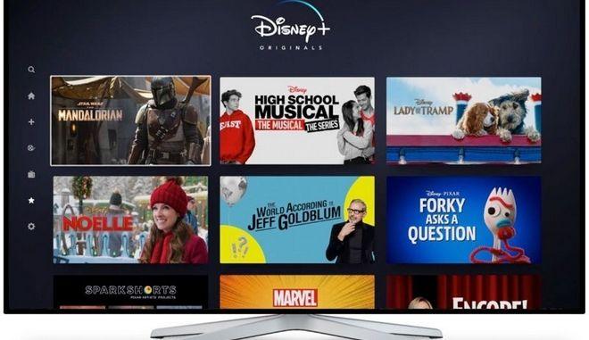 Disney+ Η ζήτηση της υπηρεσίας ξεπέρασε κάθε προσδοκία
