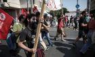 Απεργιακή συγκέντρωση και πορεία από την ΑΔΕΔΥ και το Εργατικό Κέντρο της Αθήνας