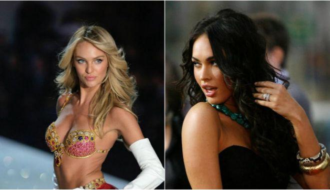 Πλήρωσε εκατομμύρια για να κάνει σεξ με τη Megan Fox και τη Candice Swanepoel