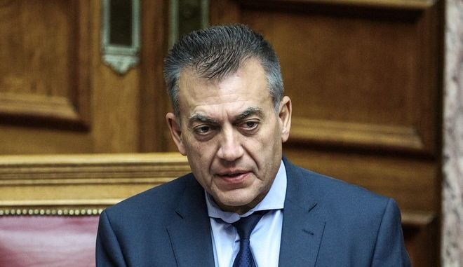 Ο υπουργός Εργασίας και Κοινωνικών Υποθέσεων Γιάννης Βρούτσης