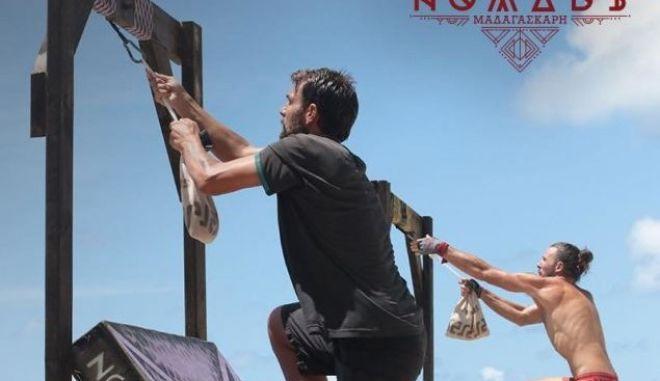 Nomads: Χανταμπάκης όπως Εθνική 2004 - Πώς έκανε την απόλυτη ανατροπή