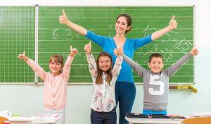 Παιδιά στο σχολείο