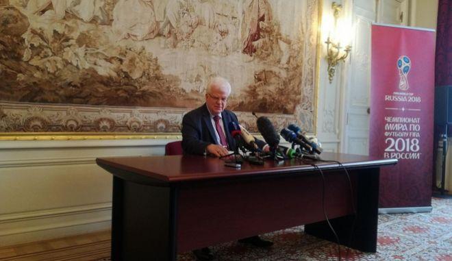 Η Ρωσία θέλει να λυθεί το Σκοπιανό, αλλά να μην ενταχθεί η ΠΓΔΜ στο ΝΑΤΟ