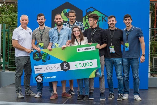 Αυτοί είναι οι νικητές του πρώτου Cosmote Hackathon