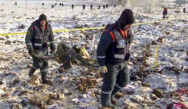 Από ανθρώπινο λάθος η συντριβή του Antonov με 71 νεκρούς