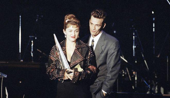 Όταν η Madonna συνάντησε τον Luke Perry