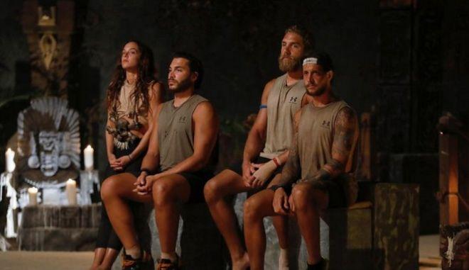 Παίκτες του Survivor 4