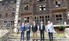 Ο Δήμαρχος Κωνσταντινουπόλεως επισκέφθηκε το Ορφανοτροφείο της Πριγκήπου