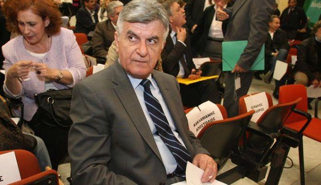 Εθνική Συνδιάσκεψη του ΠΑΣΟΚ, Σάββατο 10 Μαρ. 2012. (EUROKINISSI / ΜΠΟΛΑΡΗ ΤΑΤΙΑΝΑ)