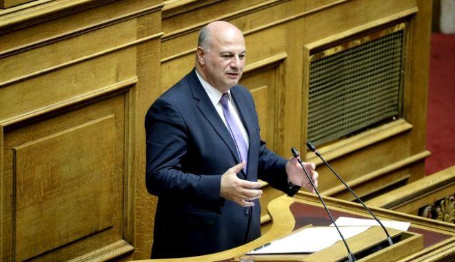 """Συζήτηση στην Ολομέλεια της Βουλής του σχεδίου νόμου του Υπουργείου Δικαιοσύνης """"Τροποποιήσεις Ποινικού Κώδικα, Κώδικα Ποινικής Δικονομίας και συναφείς διατάξεις"""", την Τετάρτη 13 Νοεμβρίου 2019. (EUROKINISSI ΓΙΑΝΝΗΣ ΠΑΝΑΓΟΠΟΥΛΟΣ)"""
