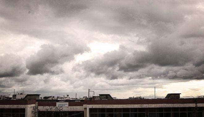 Στιγμιότυπο με σύννεφιά(EUROKINISSI/ΣΩΤΗΡΗΣ ΔΗΜΗΤΡΟΠΟΥΛΟΣ)
