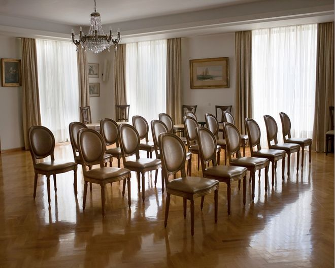 Meeting room, Historical Gentleman's Club