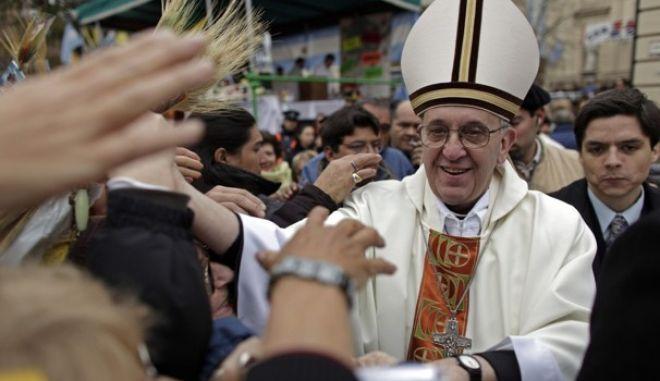 Μήνυμα του Άσαντ στον πάπα Φραγκίσκο