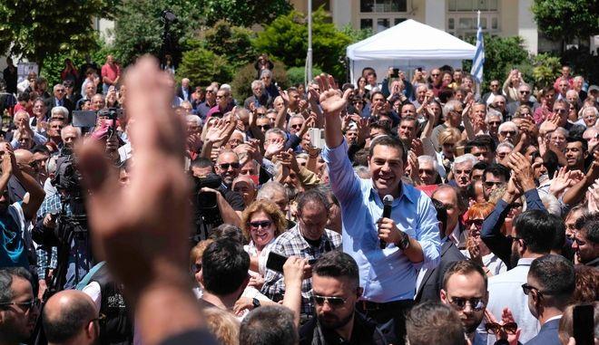 Επίσκεψη του Πρωθυπουργού Αλέξη Τσίπρα στην Καρδίτσα