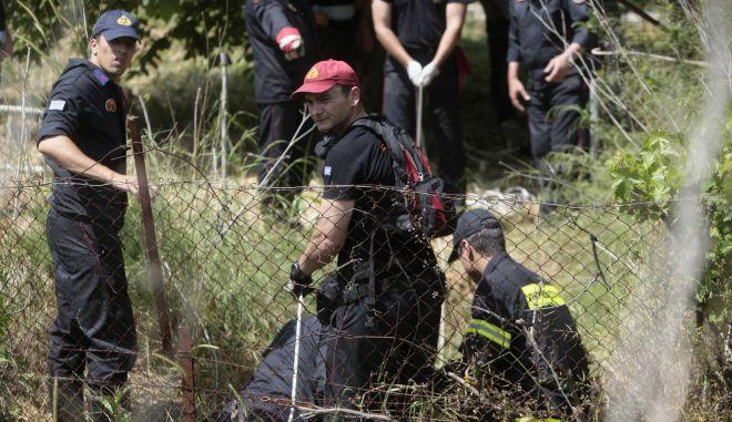 Επιχείρηση της Πυροσβεστικής (Φωτογραφία αρχείου)