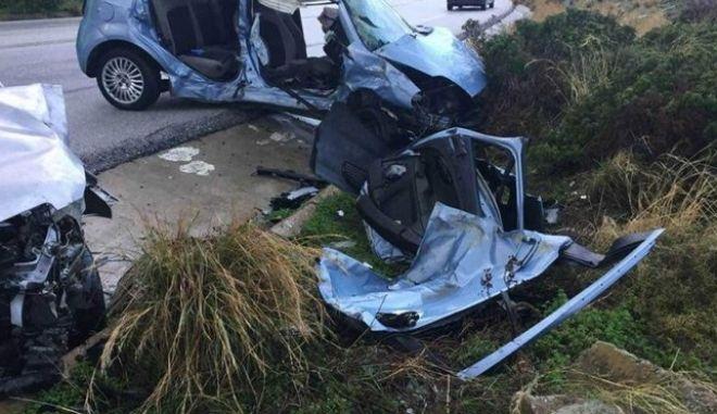 Κραυγή αγωνίας: Ένα οδηγικό λάθος στην Κρήτη σκοτώνει