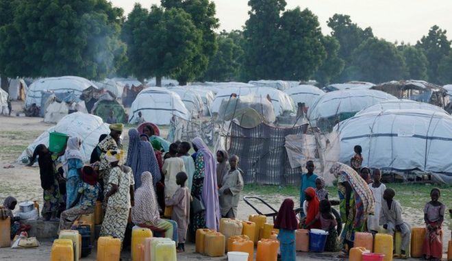 Η Πολεμική Αεροπορία της Νιγηρίας βομβάρδισε καταυλισμό προσφύγων