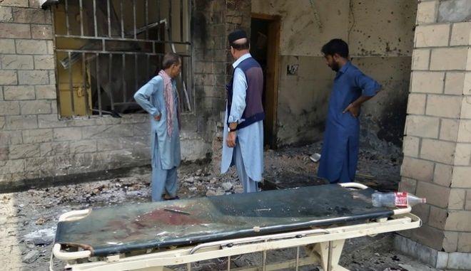 Τρομοκρατική επίθεση στο Πακιστάν