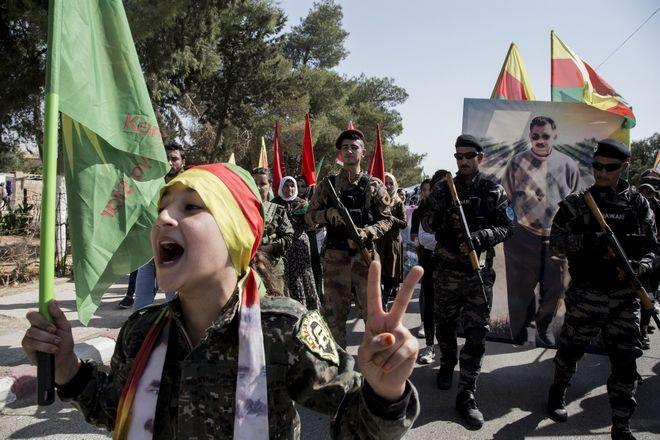 Διαμαρτυρίες στη Συρία