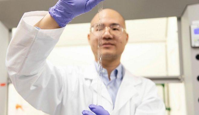 Τεχνητό δέρμα υδρογέλης