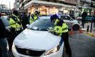 Έλεγχος από την αστυνομία