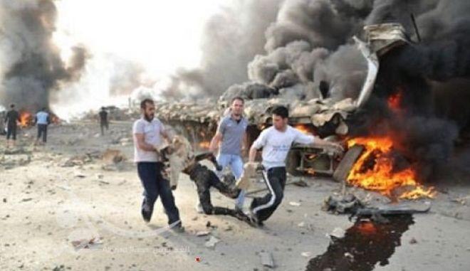Ιράκ: Τουλάχιστον 35 νεκροί από τις βομβιστικές επιθέσεις του ISIS