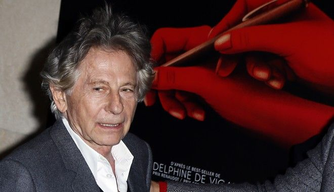 Director Roman Polanski poses during a photo call prior to the screening of