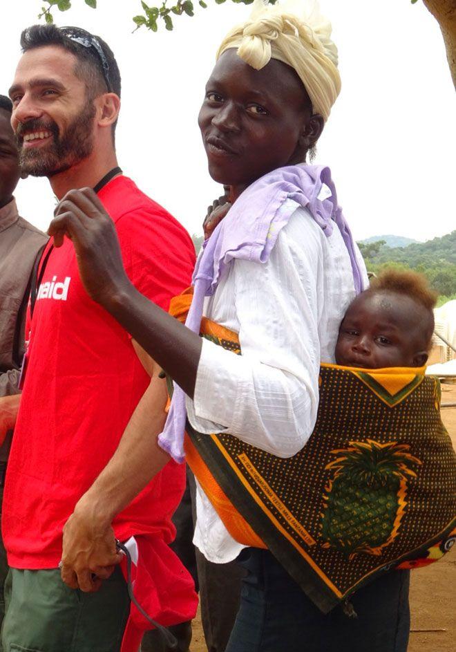 Γιατί είμαι Ανάδοχος παιδιού της ActionAid