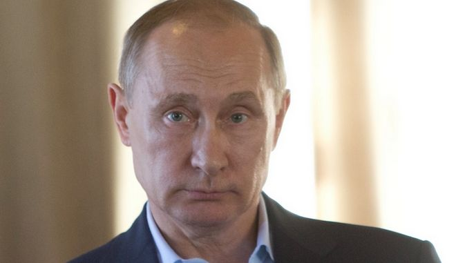 Ο Βλαντίμιρ Πούτιν