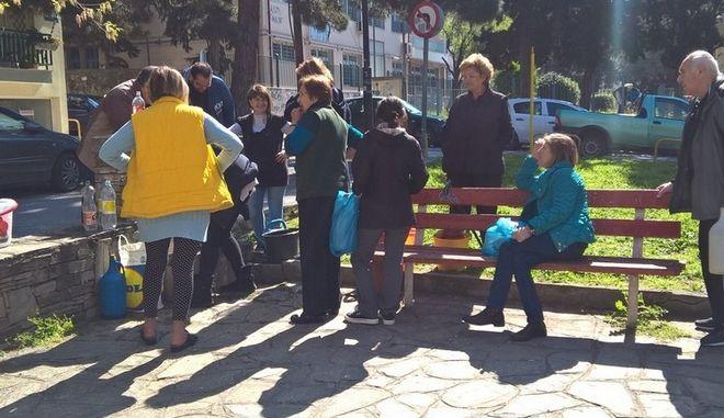 Παραμένουν τα προβλήματα υδροδότησης στη Θεσσαλονίκη