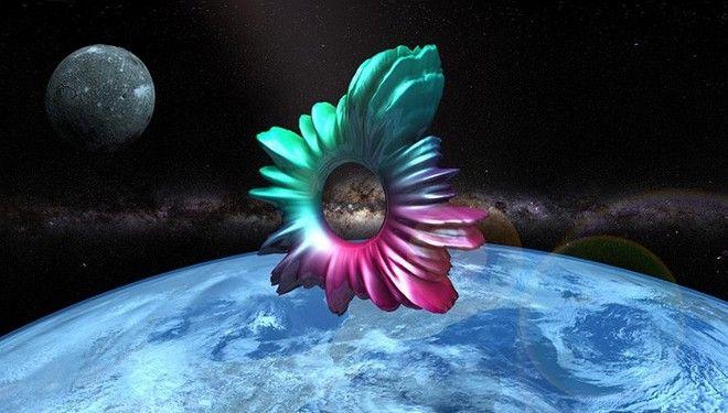 'Laugh Star': Το πρώτο έργο τέχνης του διαστήματος