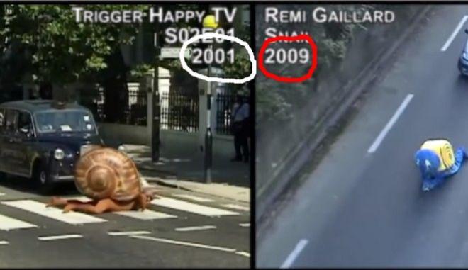 Είναι οι φάρσες του Ρεμί Γκαγιάρντ αντιγραφή από Βρετανική εκπομπή;
