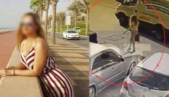 Η 34χρονη που δέχτηκε επίθεση με βιτριόλι