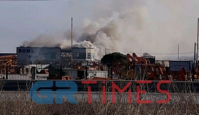 Προανάκριση και ΕΔΕ για τον θάνατο του άτυχου πυρονόμου στην Θεσσαλονίκη