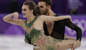 Χειμερινοί Ολυμπιακοί Αγώνες: 'Ατύχημα' για την Γκαμπριέλα Παπαδάκις - Συνέχισε το πατινάζ με γυμνό στήθος