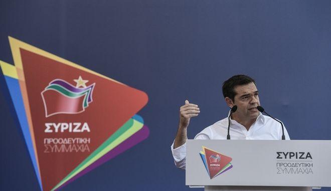 Συνεδρίση της Κεντρικής Επιτροπής Ανασυγκρότησης του ΣΥΡΙΖΑ
