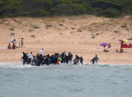 Αποτέλεσμα εικόνας για μεταναστες