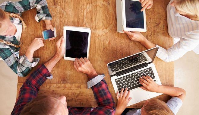 Παιδιά και τεχνολογία